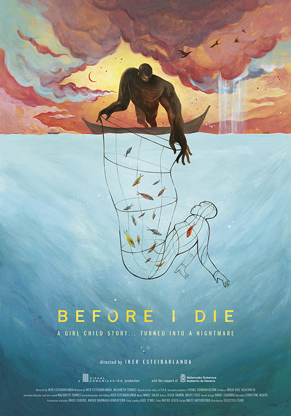 Before I die - cartel